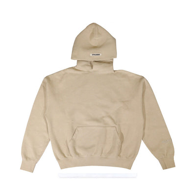 FOG ESSENTIALS 2019 TAUPE REFLECTIVE HOODIE (NEW) -
