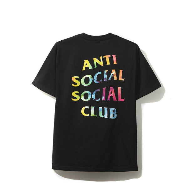 ASSC THAI DYE BLACK TEE (NEW) MEDIUM