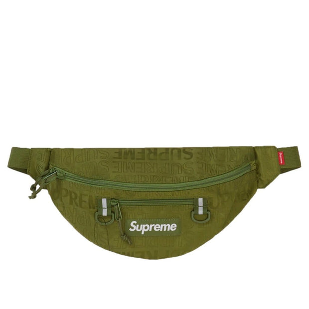 SUPREME SS19 WAIST BAG OLIVE GREEN (NEW)