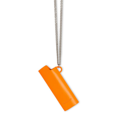 AMBUSH ORANGE LIGHTER CASE HOLDER (NEW) ONE SIZE