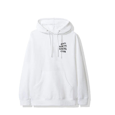 ASSC SMELLS BAD HOODIE WHITE (NEW) LARGE
