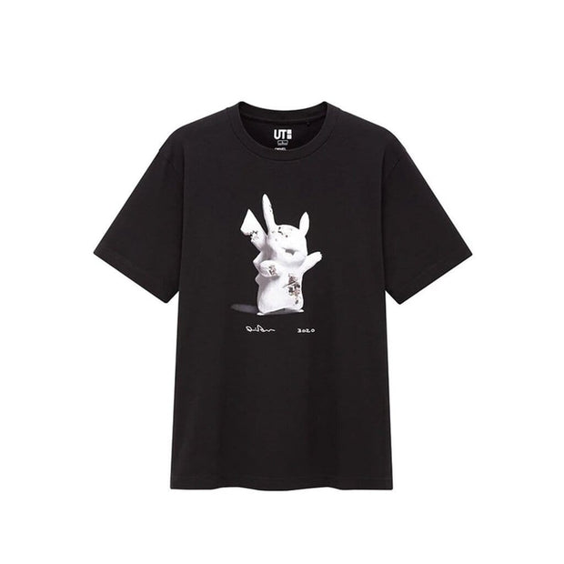 DANIEL ARSHAM X POKEMON TEE BLACK (NEW) LARGE