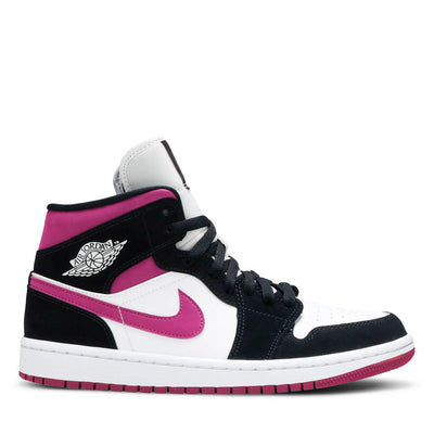 NIKE AIR JORDAN1 MID CACTUS FLOWER PINK (NEW)