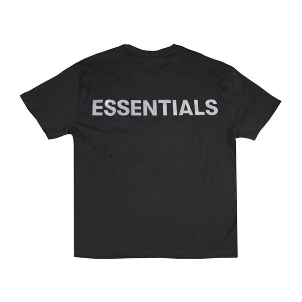 FOG ESSENTIALS 2019 REFLECTIVE LOGO BLACK TEE (NEW)