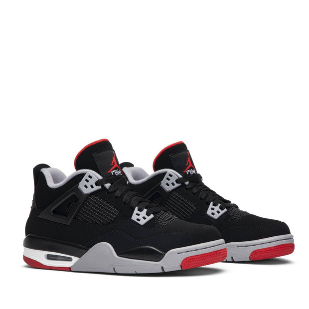 NIKE AIR JORDAN4 2019 BRED (NEW)
