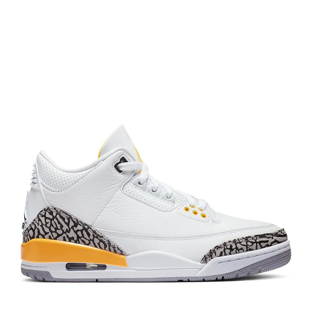 NIKE AIR JORDAN3 LASER ORANGE (NEW) -