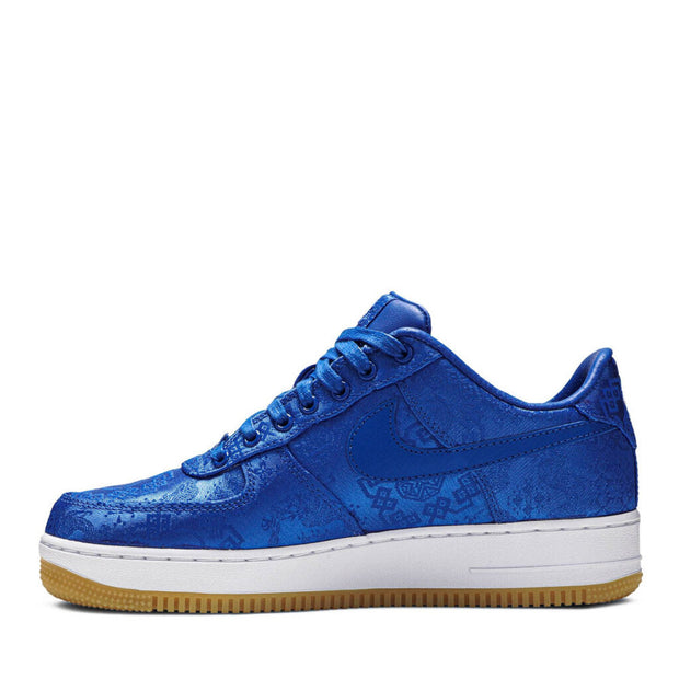 NIKE X CLOT AIR FORCE1 BLUE SILK (NEW)