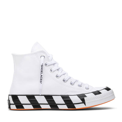 OFF WHITE X CONVERSE CHUCK TAYLOR 2.0 (NEW) -