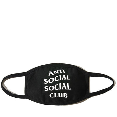 ASSC MEDICAL LOGO BLACK FACE MASK (NEW) ONE SIZE ONE SIZE