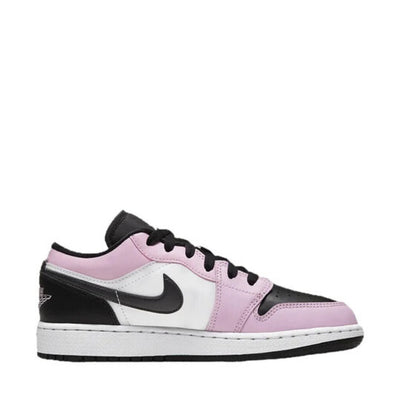 NIKE AIR JORDAN1 LOW GS ARCTIC PINK (NEW)