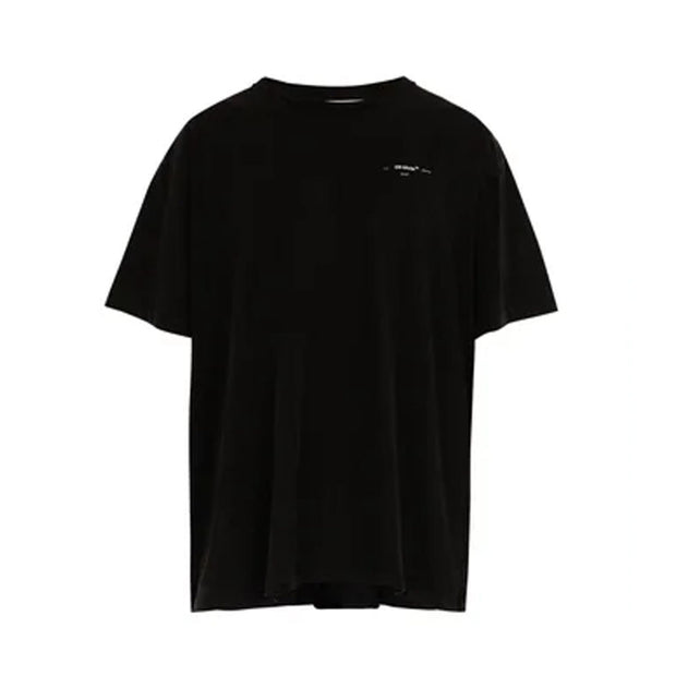 OFF WHITE 3D LINE ARROWS BLACK TEE (NEW)