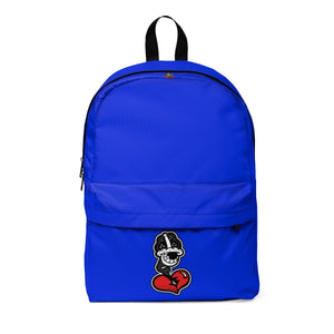 """DRIPPY BLUE"" Classic Backpack (NIPSEY HUSSLE INSPIRED)"