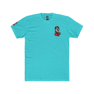 """Drip Too Hard"" Men's Cotton Crew Tee"
