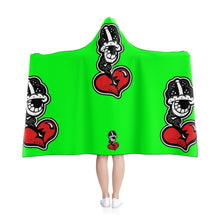 "Load image into Gallery viewer, ""Big RAVE Drip"" Hooded Blanket"