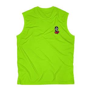 """Ball Is Life Drip"" Men's Sleeveless Performance Tee"