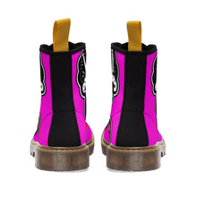 "Load image into Gallery viewer, ""Flower Bomb's"" Women's Martin Boots"