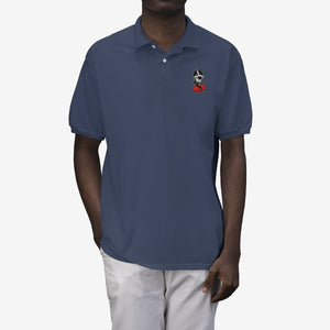 """Drip Down"" Men's Polo Shirt"