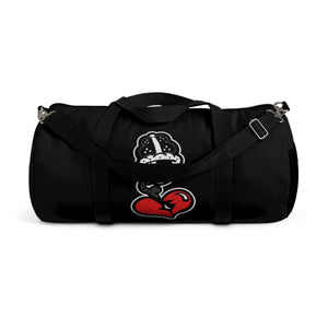 """Drippy Fish"" OG Black Duffle Bag"