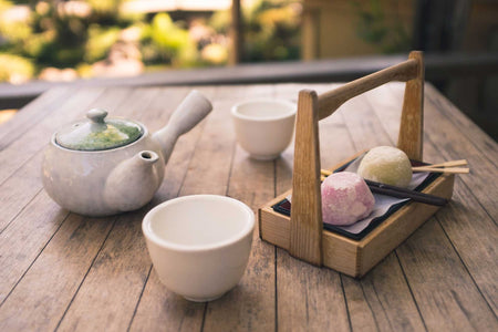 Tea Ceremony - My Japanese Home