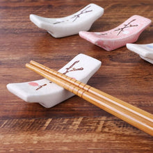 Load image into Gallery viewer, 2 Chopstick Holders Ibaraki - Chopstick Holders