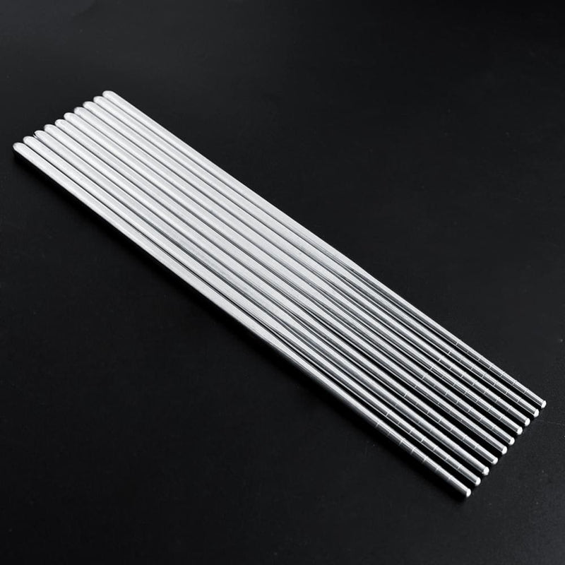 5 Metal Chopsticks Shiga - Chopsticks