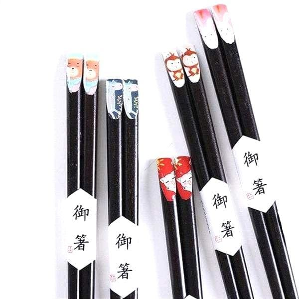 5 Pairs of Chopsticks Kura - Chopsticks