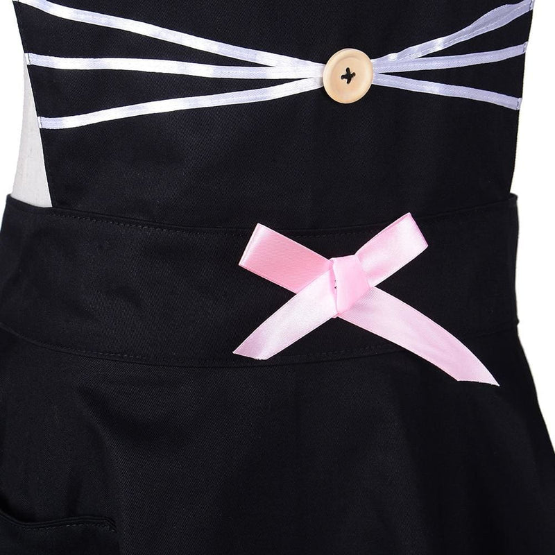 Apron Japanese Cat - Kitchen Clothes