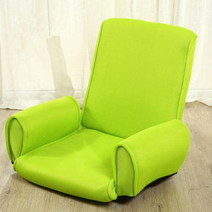 Armchair Hachijo - Green Color - Tatami Chair