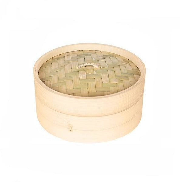 Bamboo Steamer Mishima - A - Pots & Pans