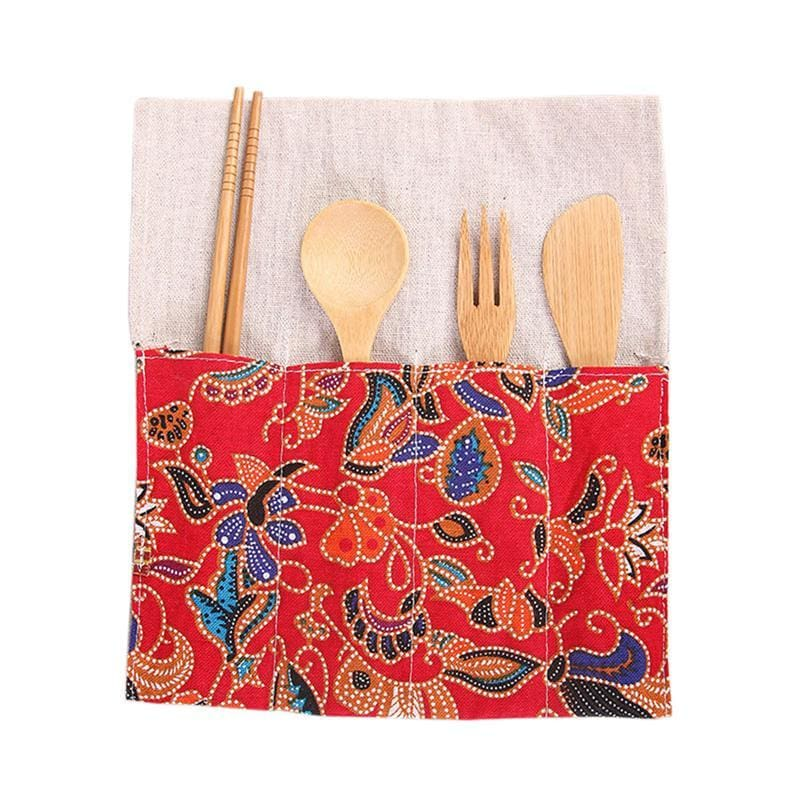 Barbeque Cutlery Set Kinami - Japanese BBQ