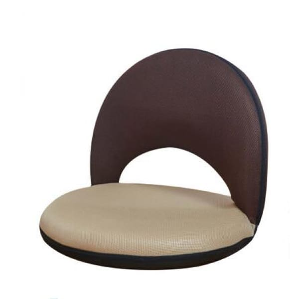 Chair Izumisano - Dark Brow&Light Brown - Tatami Chair
