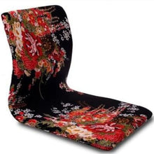 Load image into Gallery viewer, Chair Narita (4) - Red Penoy - Tatami Chair