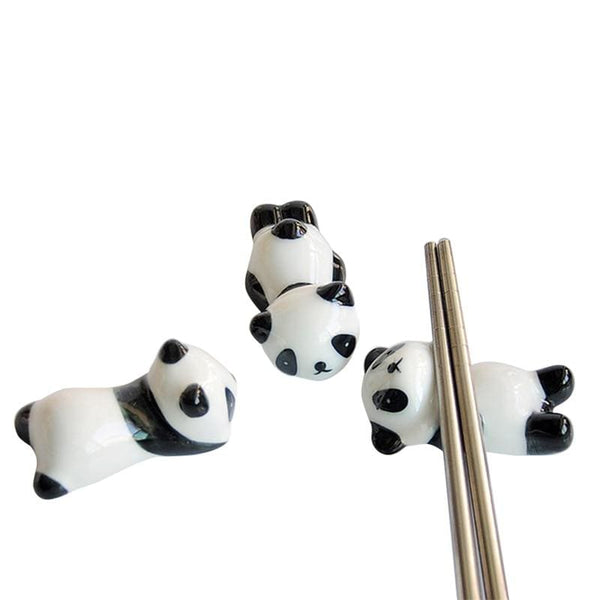 Chopstick Holder Cartoon - Los titulares de palillos