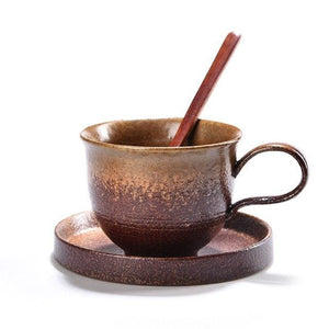 Coffee Set Akaishi - Coffee Cups