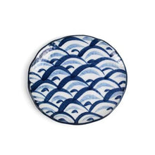 Load image into Gallery viewer, Plate Hikawa - Waves - Dishes