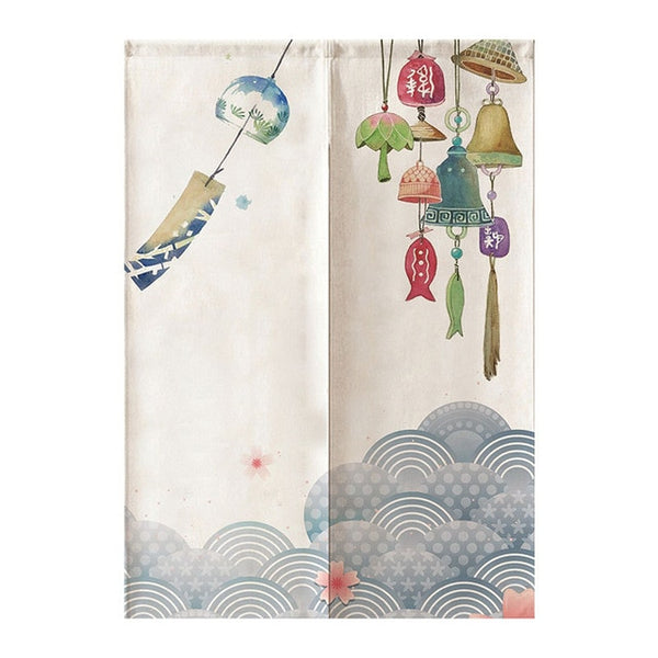 Noren Curtain Yui ( 3 sizes)