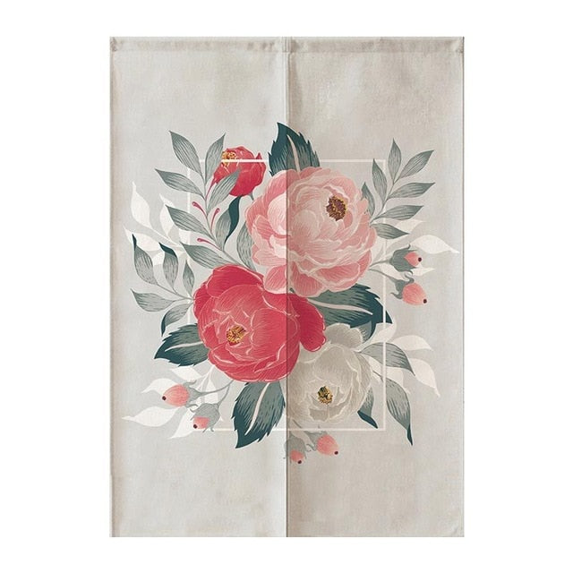 Noren Curtain Shessomaru ( 3 sizes)