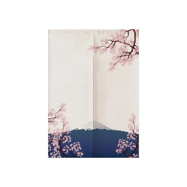 Noren Curtain Akame ( 2 sizes)