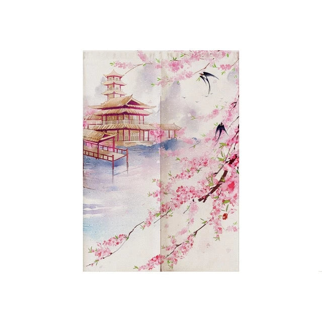 Noren Curtain Tottori ( 2 sizes)