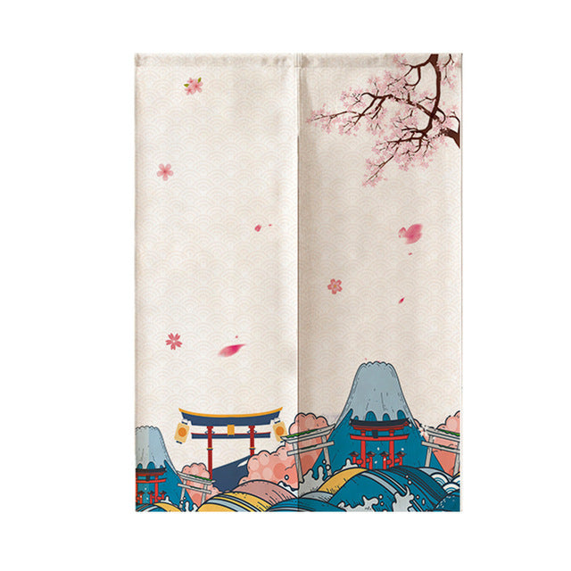 Noren Curtain Nagaoka ( 3 sizes)
