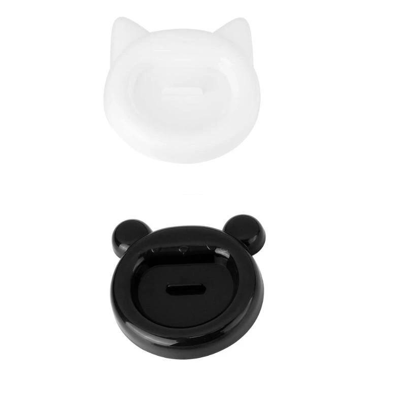 Bear and Cat Rice Mold Daimon