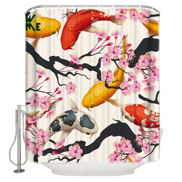 Shower Curtain Naruko (7 sizes)