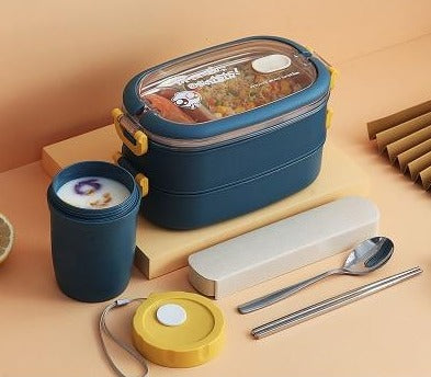 Bento Box Yakushi (3 Colors and Different Sets)