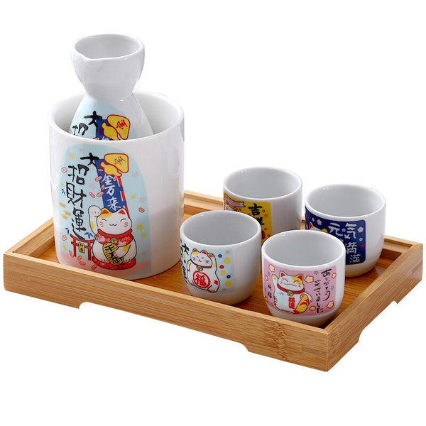 Sake Set Hiyama (16 Models)