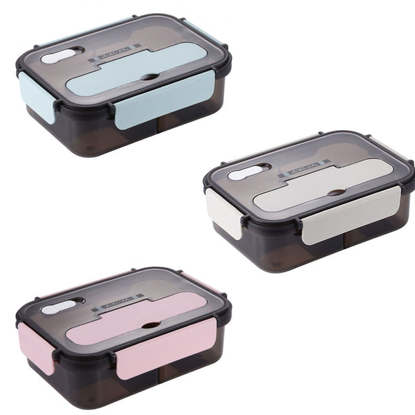 Bento Box Ganbaru (3 Colors and 2 Sizes)