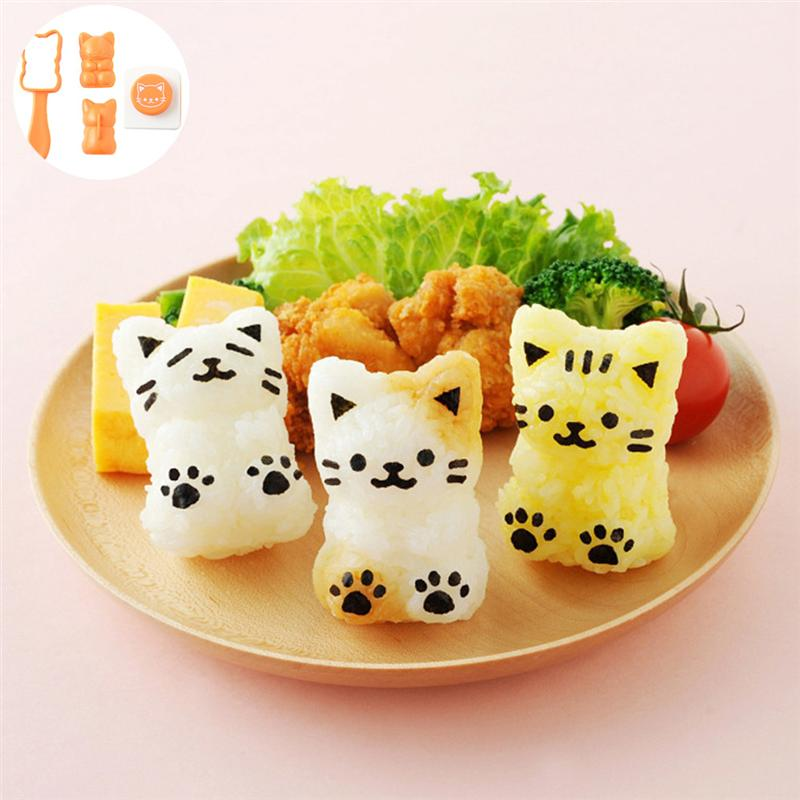 Rice Mold Cat
