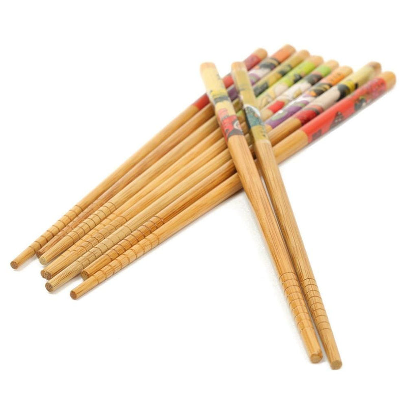 Set Wooden Chopsticks Kurume - Chopsticks