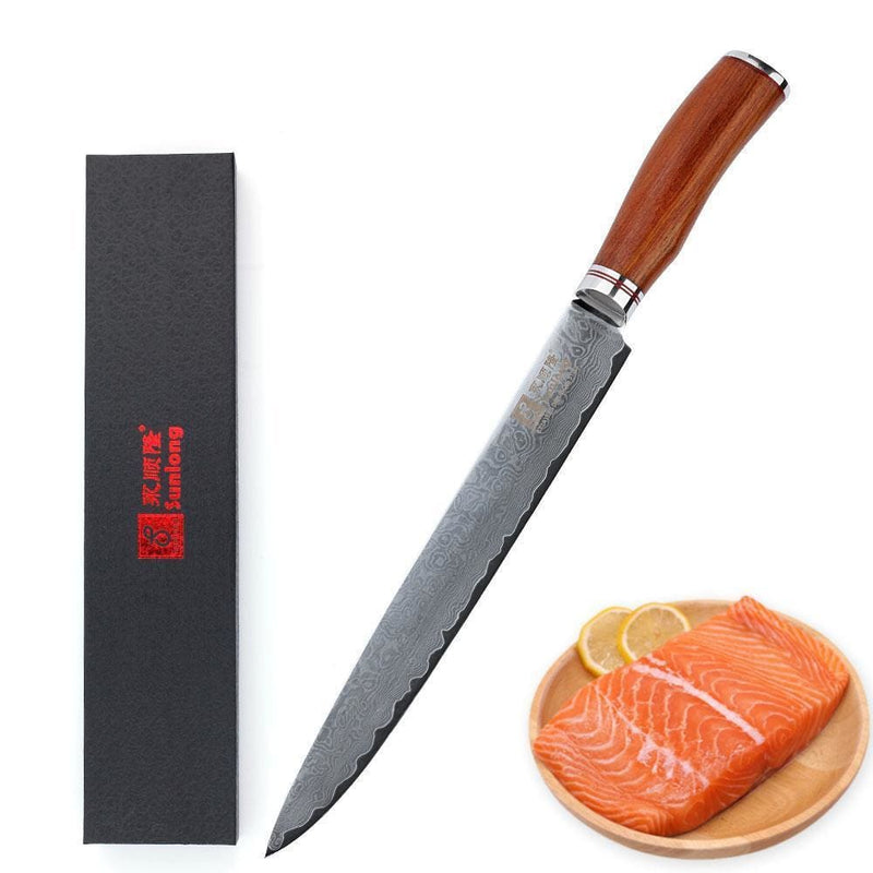 Sushi Knife Hiuchi - Knives