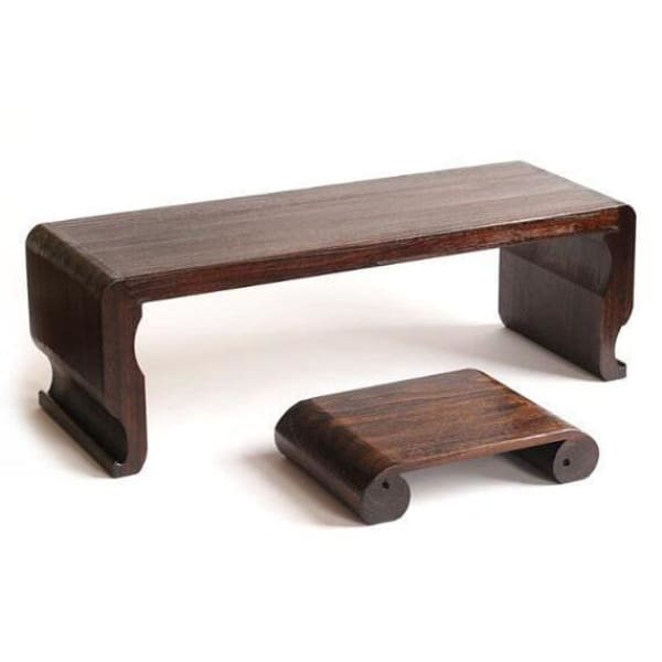 Table Umashima - Table and Bench - Table