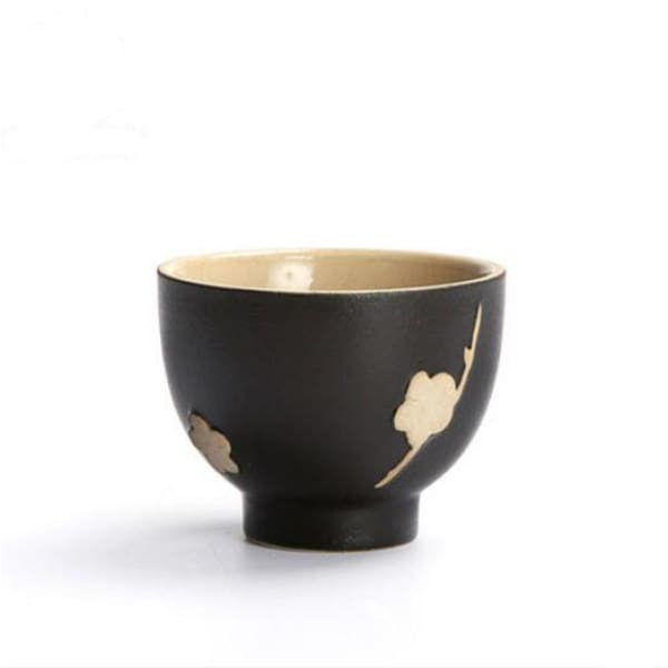 Tea Cup Takamatsu - 60ml / Black - Tea